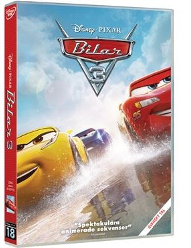 Disney Pixar Klassiker 18 Bilar 3 DVD