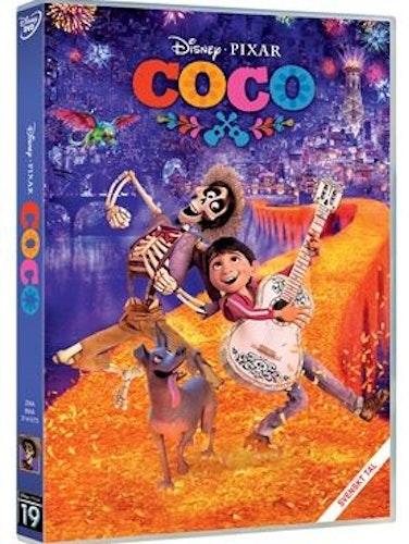 Disney Pixar Klassiker 19 Coco DVD