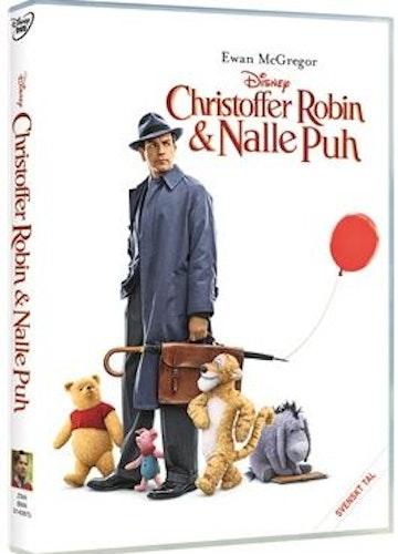 Disneys Christopher Robin och Nalle Puh DVD
