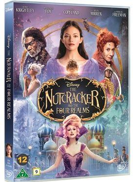 Disneys Nötknäpparen och de fyra världarna DVD