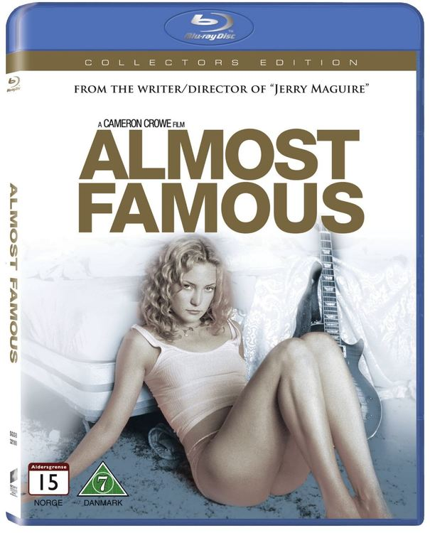 Almost famous collector's edition (bluray)
