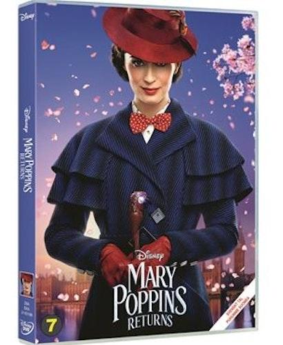 Disneys Mary Poppins kommer tillbaka DVD