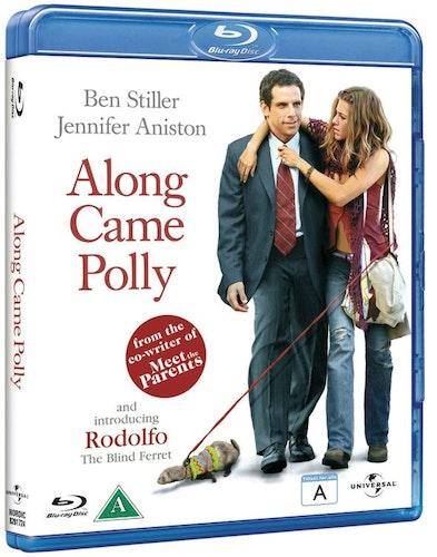 Och så kom Polly (bluray)