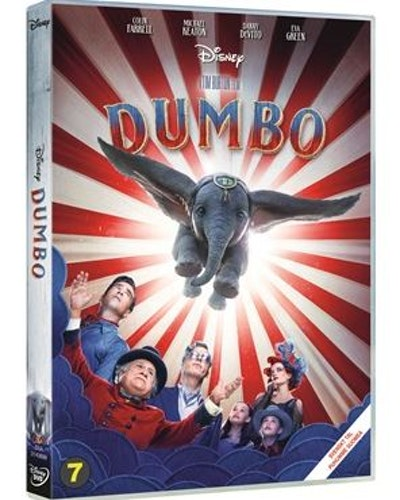 Disneys Dumbo (2019) DVD