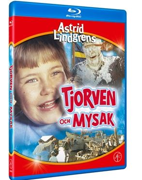 Astrid Lindgrens Tjorven och Mysak bluray