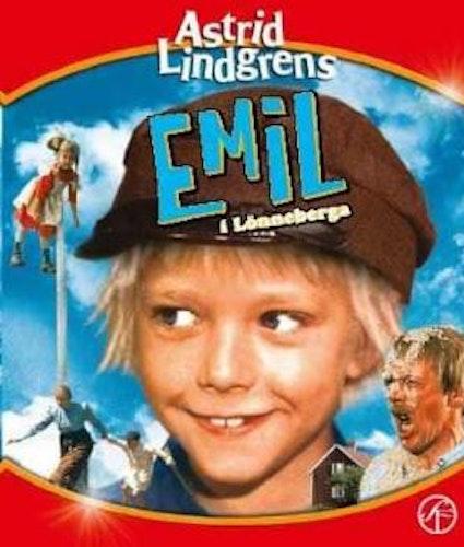 Astrid Lindgrens Emil i Lönneberga bluray