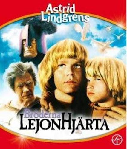 Astrid Lindgrens Bröderna Lejonhjärta bluray