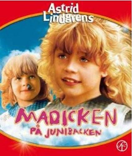 Astrid Lindgrens Madicken på Junibacken bluray