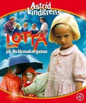 Astrid Lindgrens Lotta på Bråkmakargatan bluray