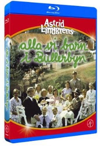 Astrid Lindgrens Alla vi barn i Bullerbyn bluray