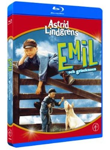 Astrid Lindgrens Emil och griseknoen bluray