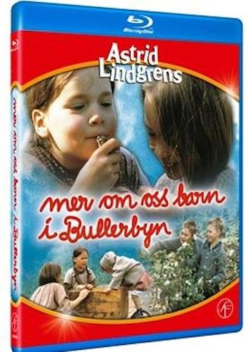 Astrid Lindgrens Mer om alla oss barn i Bullerbyn bluray
