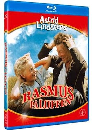 Astrid Lindgrens Rasmus på luffen bluray
