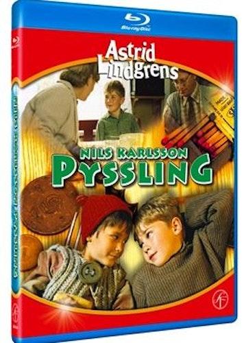 Astrid Lindgrens Nils Karlsson Pyssling bluray