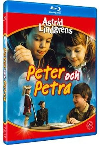Astrid Lindgrens Peter och Petra bluray