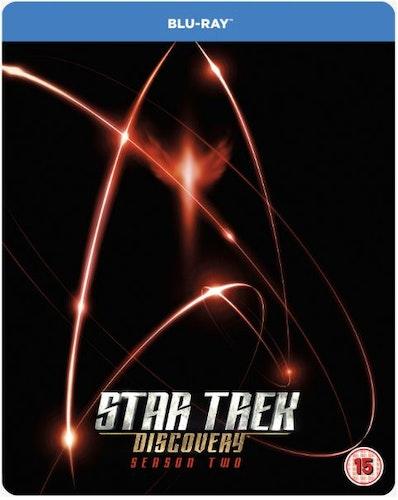 Star Trek: Discovery - Season 2 Steelbook bluray (import med svensk text)