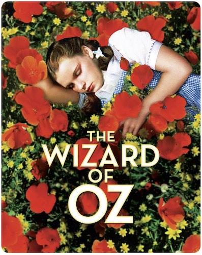 The Wizard of OZ - 4K Ultra HD Steelbook (Includes 2D Blu-ray) import