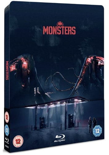 Monsters - Limited Edition Steelbook (import)