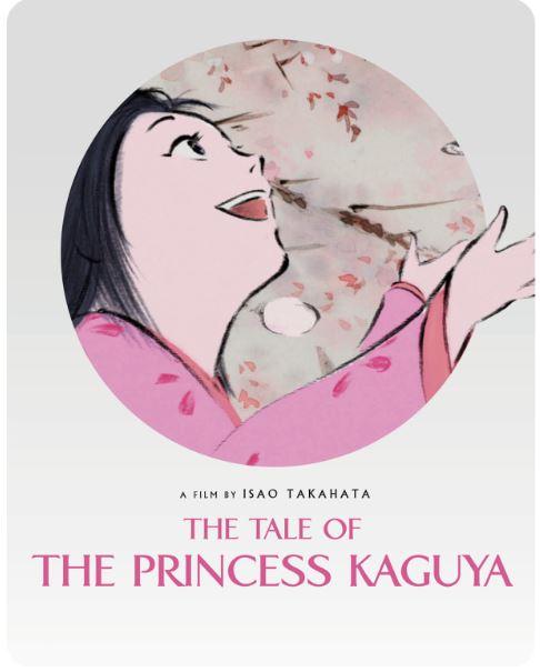 The Tale of The Princess Kaguya - Steelbook (import)