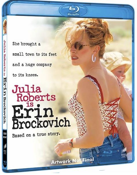 Erin Brockovich (bluray, import med svensk text)