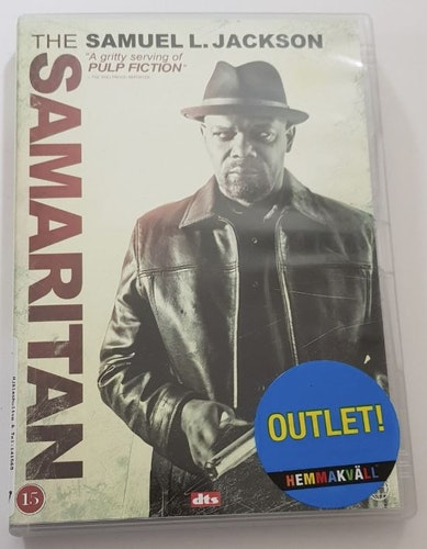 The Samaritan (beg, ex-rental) DVD