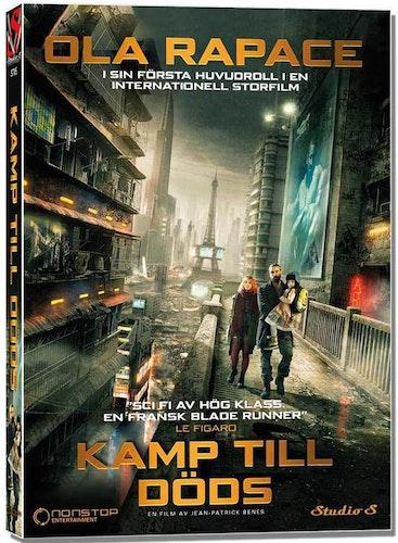 Kamp till döds DVD
