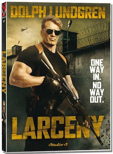 Larceny DVD