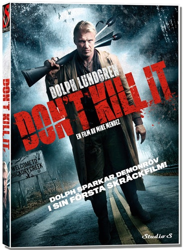 Don't Kill It DVD