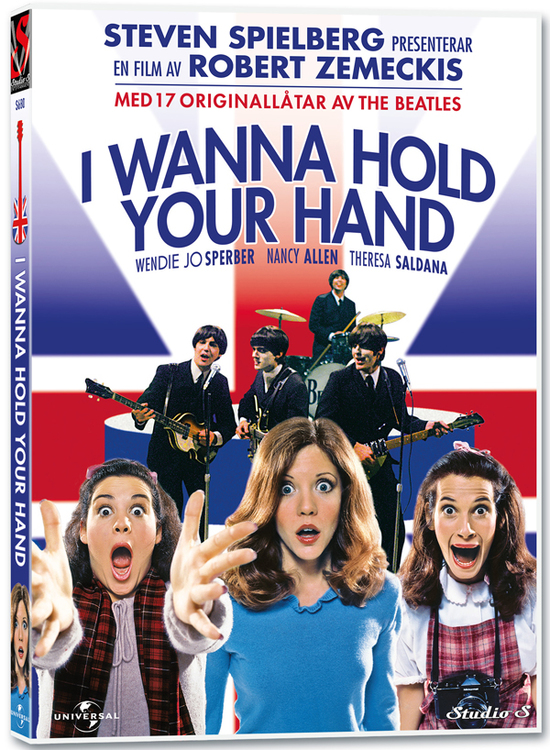I Wanna Hold Your Hand DVD