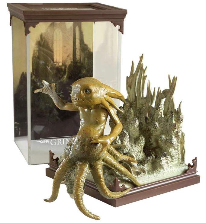 Harry Potter Magical Creatures Grindylown figure 13cm