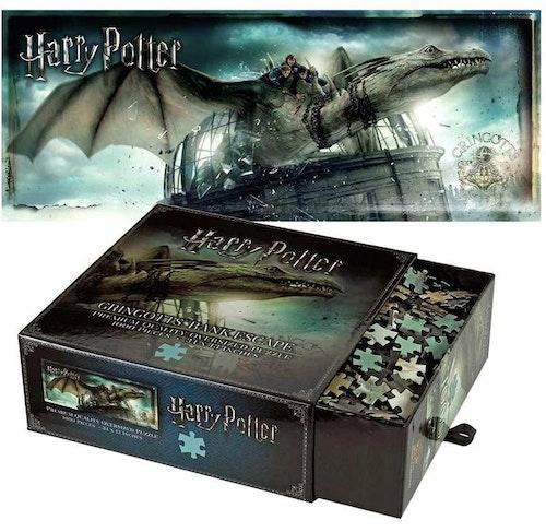Harry Potter Gringotts Bank Escape pussel 1000 bitar