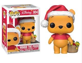 POP figur Disney Nalle Puh i julkostym