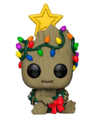 POP figur Disney Groot i julgranspynt