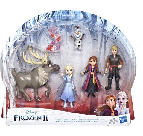Disney Frost 2 figurer Hasbro