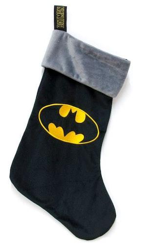 Julstrumpa Batman