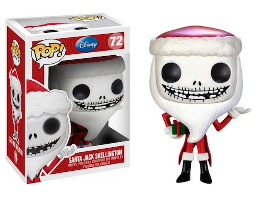 POP figur Disney The Nightmare Before Christmas Tomte Jack Skellington