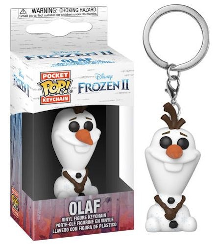 Pocket POP nyckelring Disney Frost 2 Olaf