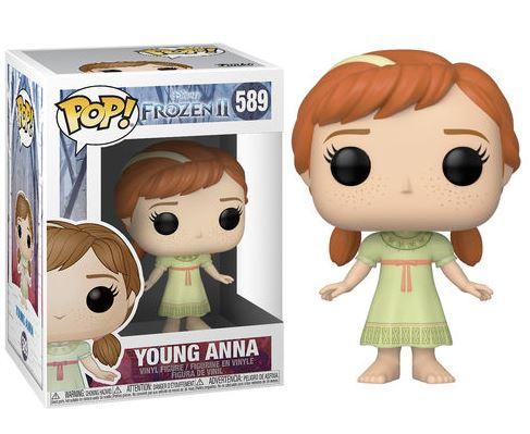 POP figur Disney Frost 2 Anna som ung