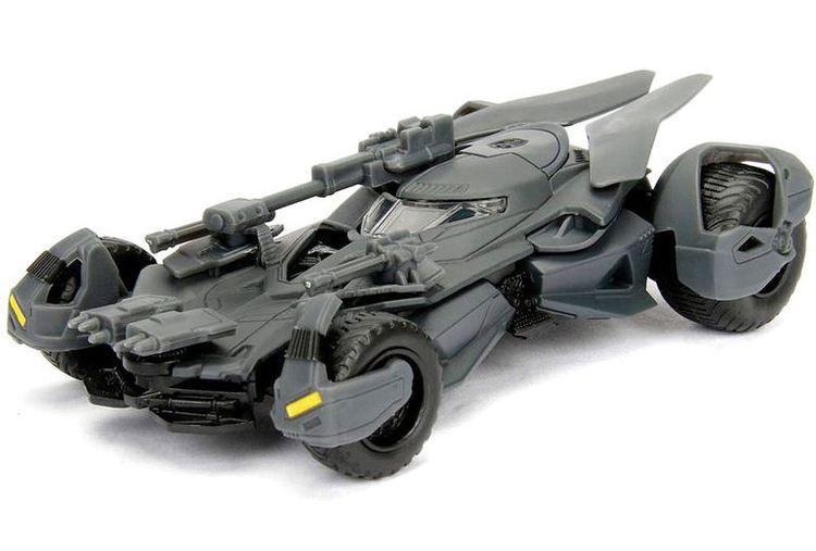 DC Comics Justice League Batmovil metal car