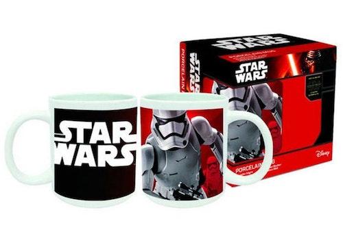 Porslinsmugg Star Wars Episod VII The Force Awakens Stormtrooper