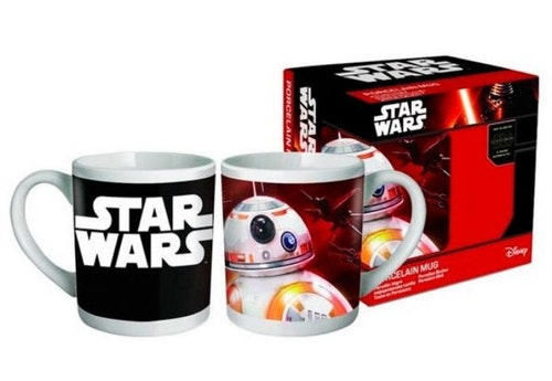 Porslinsmugg Star Wars Episod VII The Force Awakens BB-8