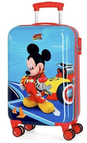 Disney Musse Pigg ABS rullväska 55cm