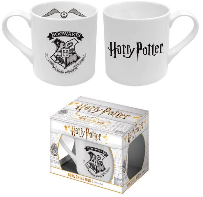 Mugg Harry Potter Hogwarts Emblem