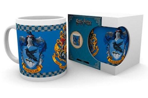 Keramik mugg Harry Potter Ravenclaw Emblem