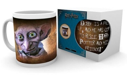 Keramik mugg Harry Potter Dobby
