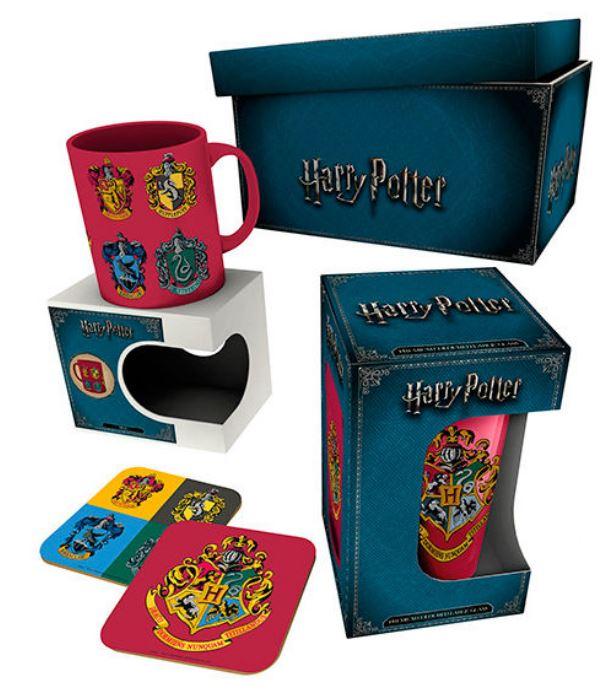 Keramik mugg Harry Potter Presentförpackning