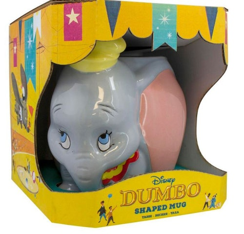 Mugg Disneys Dumbo i 3D