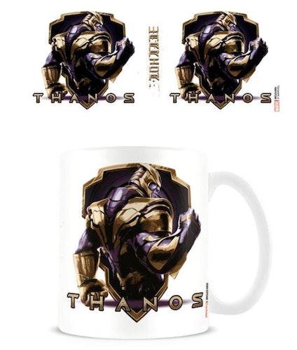 Mugg Marvel Avengers Endgame -  Thanos