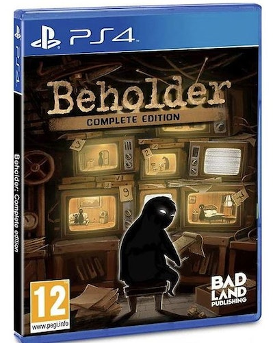 Beholder complete edition PS4