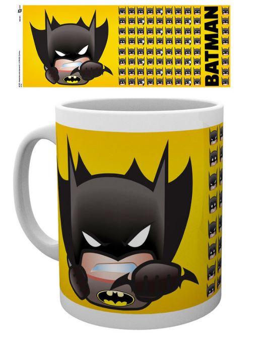 Mugg Batman Emoji